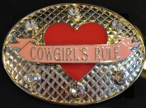 Buckla Cowgirls Rule