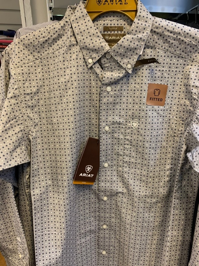 Ariat David Fitted Shirt