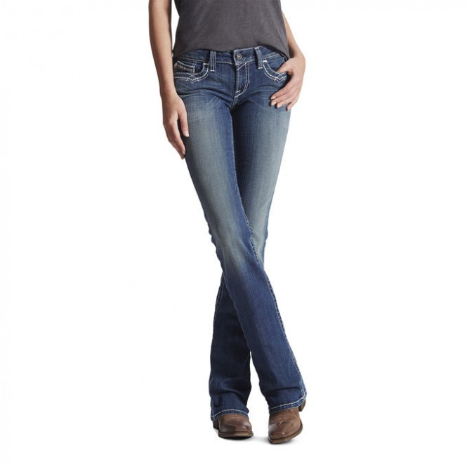 Ariat Midrise Bootcut Entwined