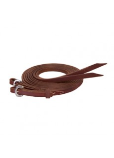 Stacy Westfall Protack Oiled Split Reins