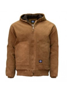 Premium Saddle Hooded jacket fleece