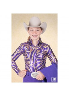 Showblus Athena purple barn M