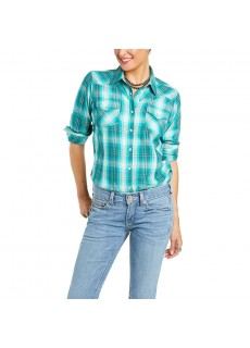 Ariat Magnetic snap shirt