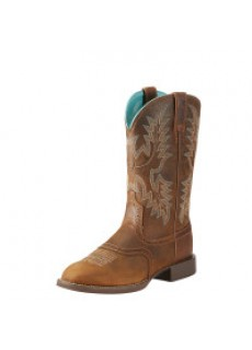 Heritage Stockman Sassy Brown